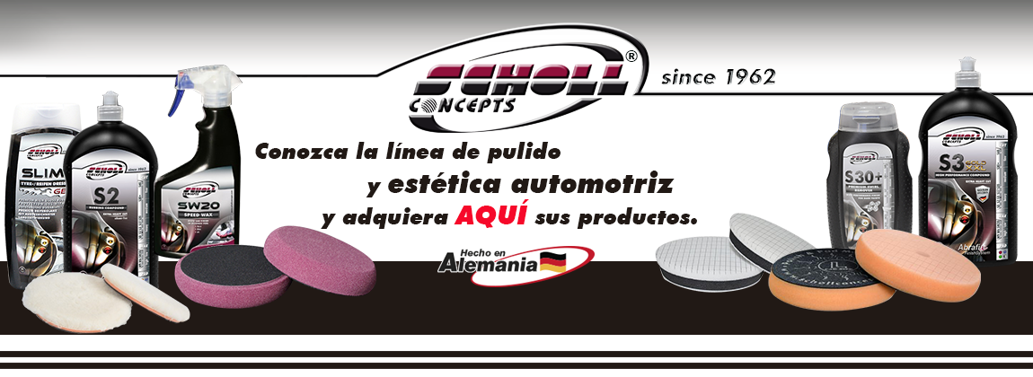 PRODUCTOS SCHOLL CONCEPTS